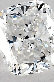 1ct Cushion Diamond D-Color SI2-Clarity