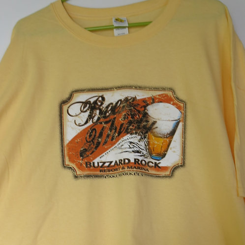 """T-Shirt """"Beer Thirty Relaxation Destination"""""""