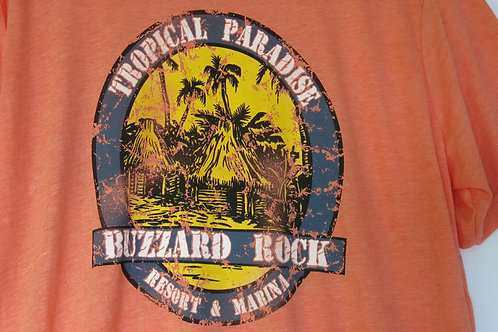 "T-Shirt ""Tropical Paradise"""