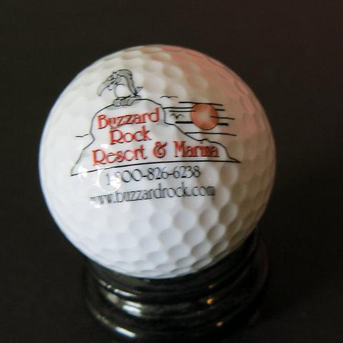 Buzzard Rock Golf Ball