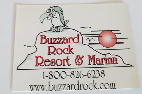 Buzzard Rock Magnet