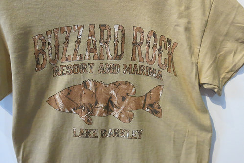 Buzzard Rock  Resort & Marina Fishing Shirt