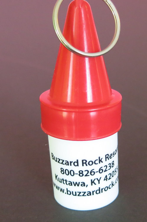 Buzzard Rock Key Ring