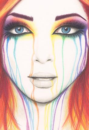 LGBT Crying