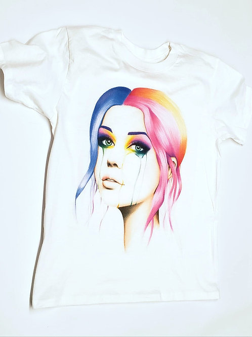 96 Colors Crying T-Shirt