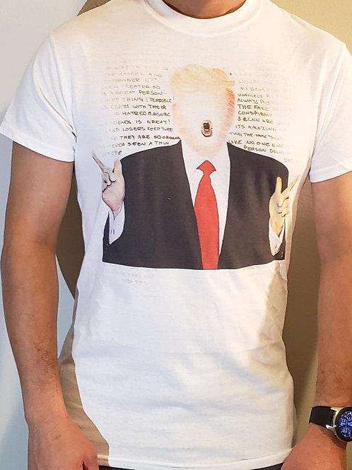 Cotton Candy Head T-Shirt