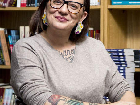 Featured writer: Cherie Dimaline