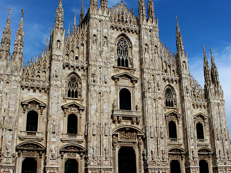 Around the World: kc in Italy (Part One: Milano)