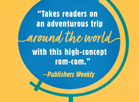 Great review from PUBLISHER'S WEEKLY