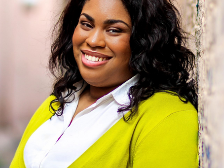 Featured writer: Angie Thomas
