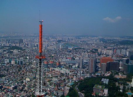 Around the World: kc in Korea