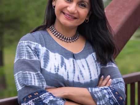 Featured writer: Sonali Dev