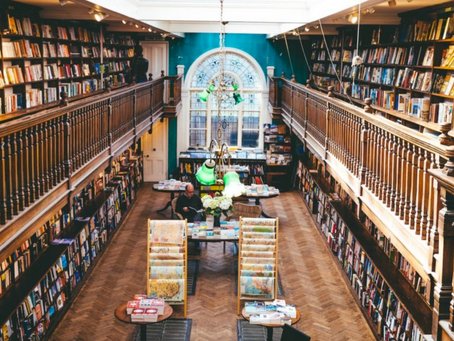 Bookstores Between the Pages