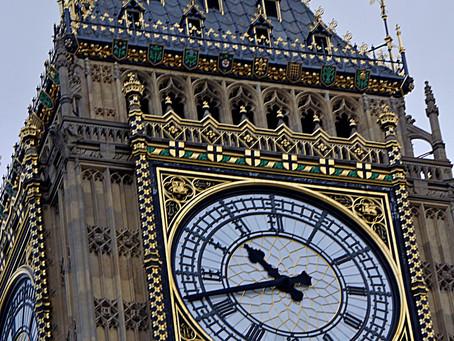 Around the World: kc visits London