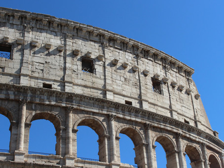 Around the World: kc in Italy (Part II)