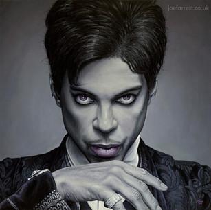 Prince, 100 x 100cm, Acrylic on canvas, 2018