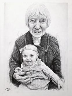 Hatfield Portrait, A4, 2018