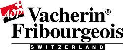 LOgo Vacherin Fribourgeois AOP quadri av