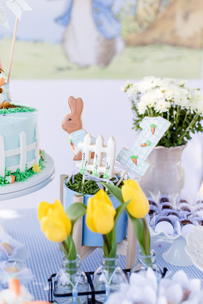 San Diego Event Planner - Kids Party - A
