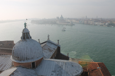 View from San Giorgio Bell Tower