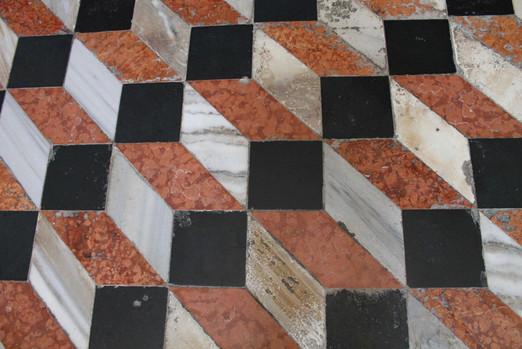 Floor mosiac