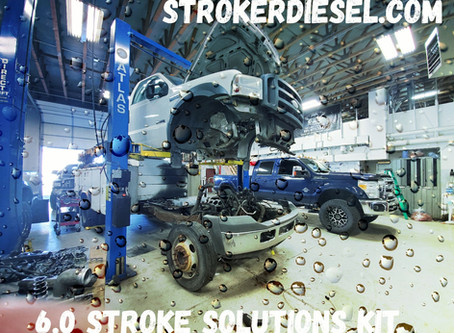 6.0 Stroker Solutions Kit