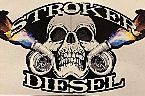 Stroker Diesel Decal