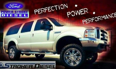 STROKER DIESEL launches new website!
