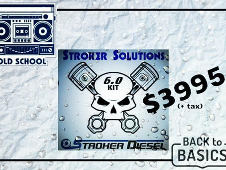 Stroker Solutions kit