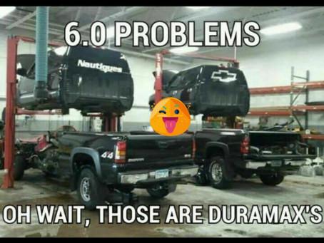 Engine Problems