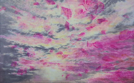 The Sky-The Leaves2005_80x130cm_color on