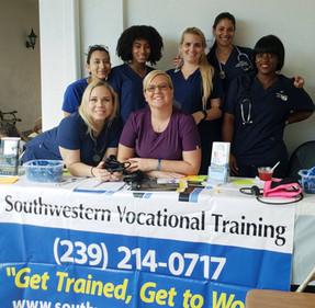 Volunteering Medical Students