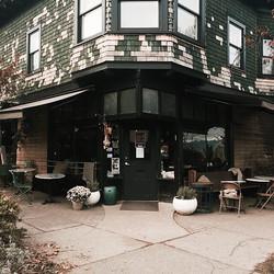Neighbourhood cafe