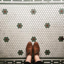 Kewt floors. Also my feet are so sore