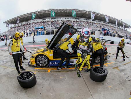 "Stock Car - ""Corrida de Duplas"": Suzuki/Vernay rise 21 positions to Top-10 finish at season opener"