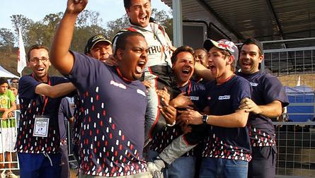 Campeão Brasileiro de Kart