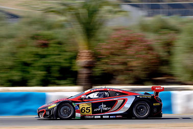 International GT Open - Mclaren MP4-12C