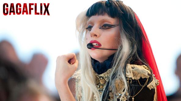 Lady Gaga - Judas live at Le Grand Journal