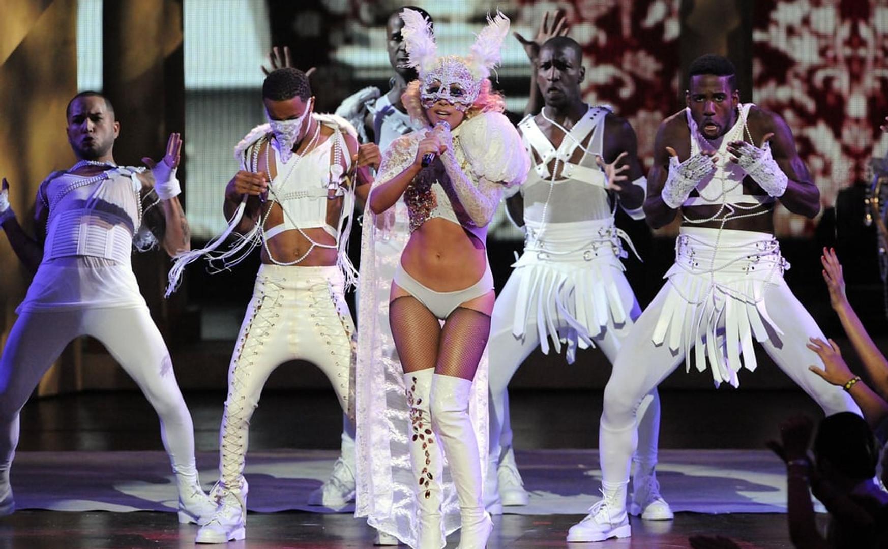 Lady Gaga - Paparazzi at the 2009 MTV VMA's