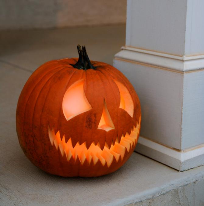 Happy & Healthy Halloween