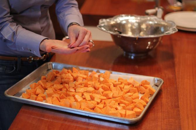 Sweet! A Potato Recipe That's Sweet & Fulfilling
