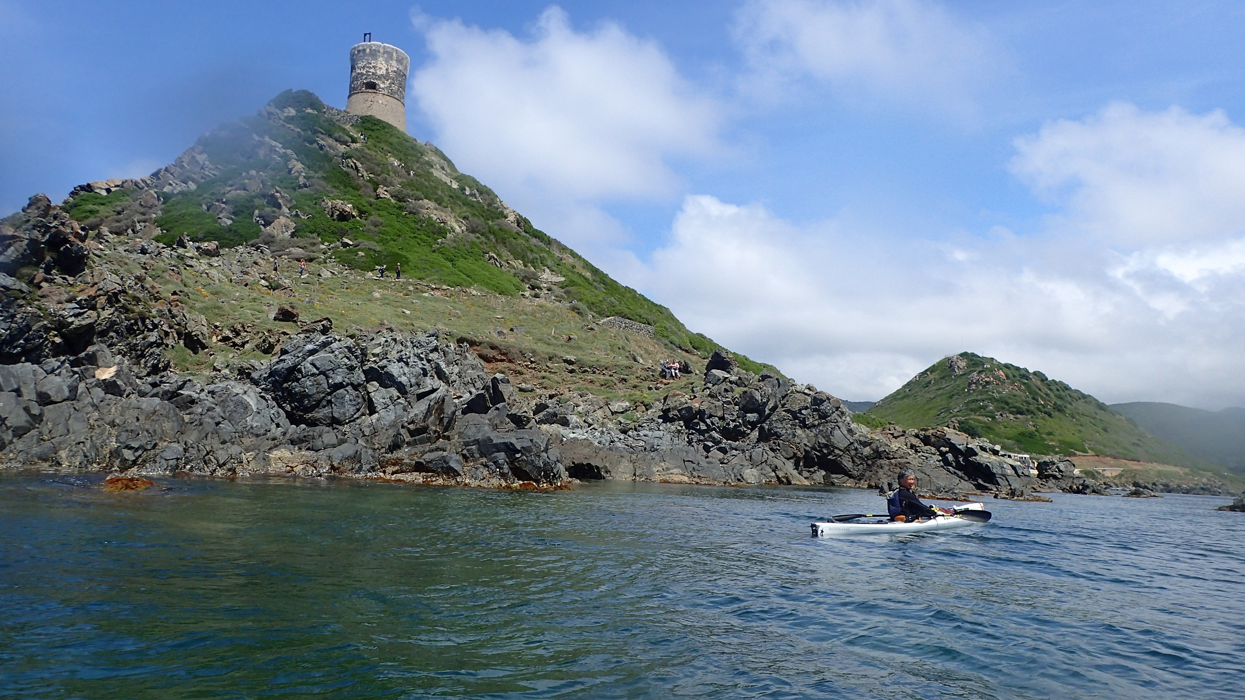 Towers and headlands