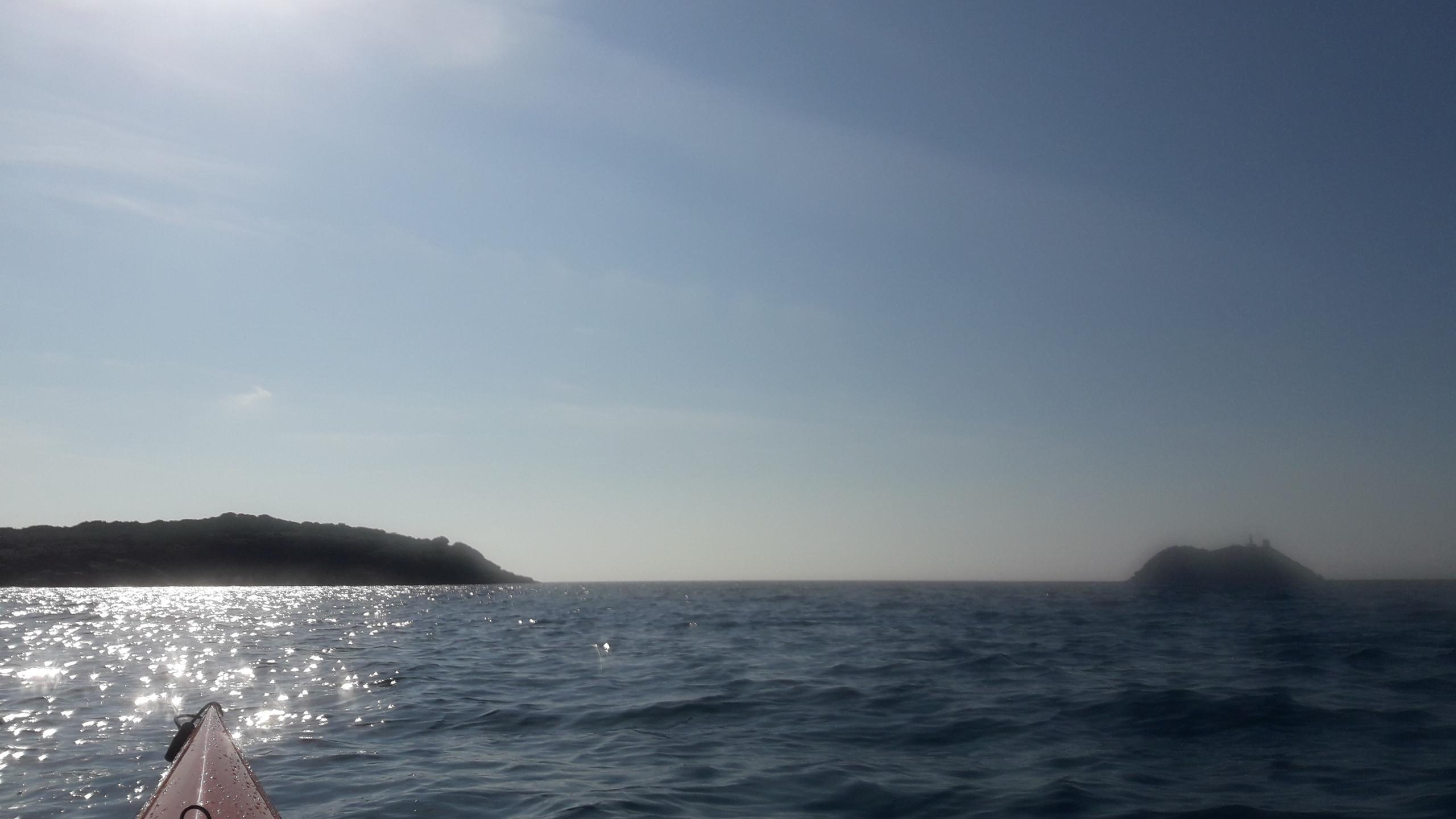 On the north coast