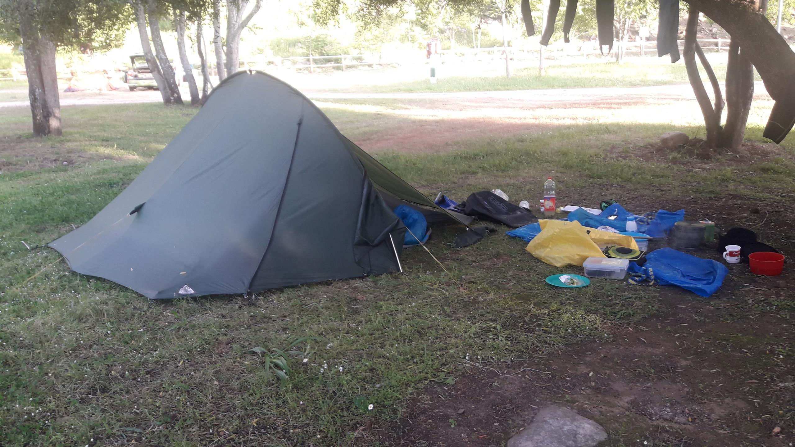 Municipal camping, Porto