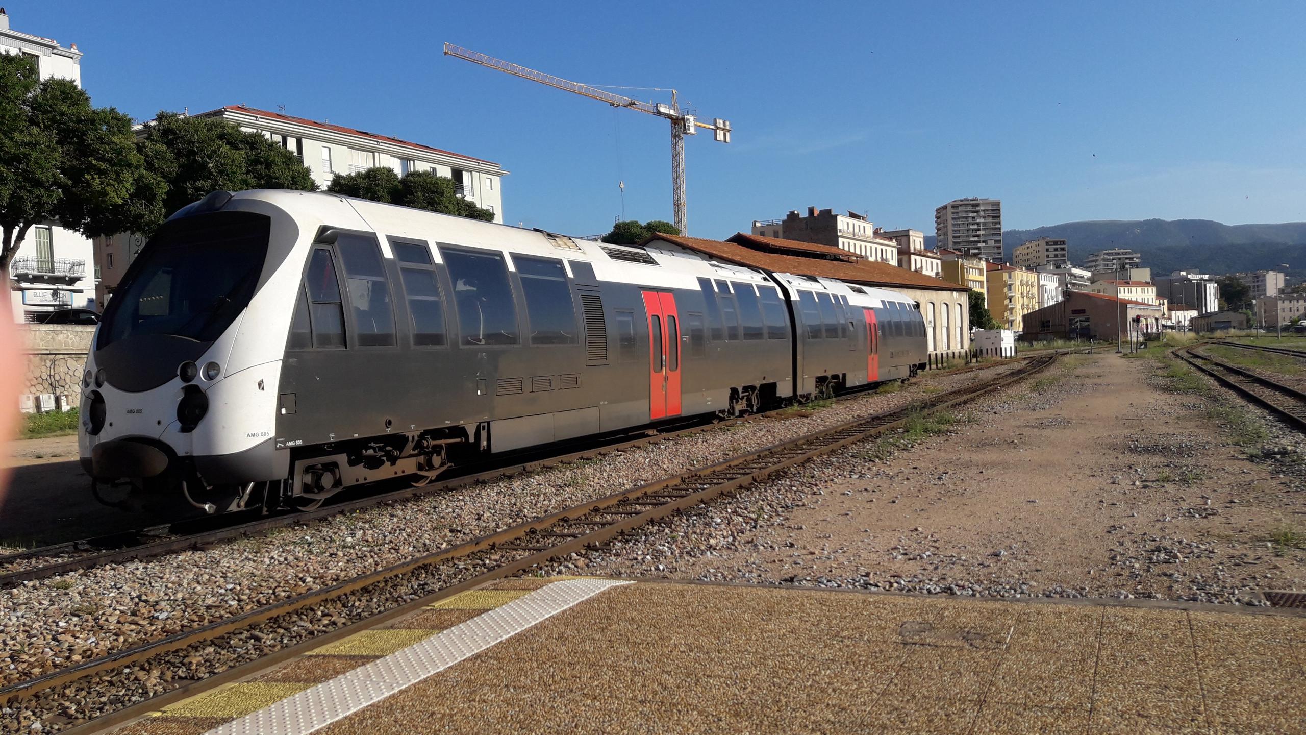 Chemins de fer de Corse