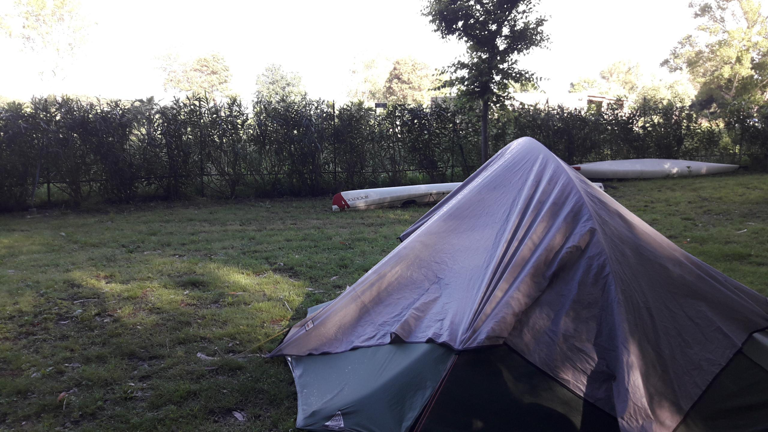 Camping d'Olzo, Tetola