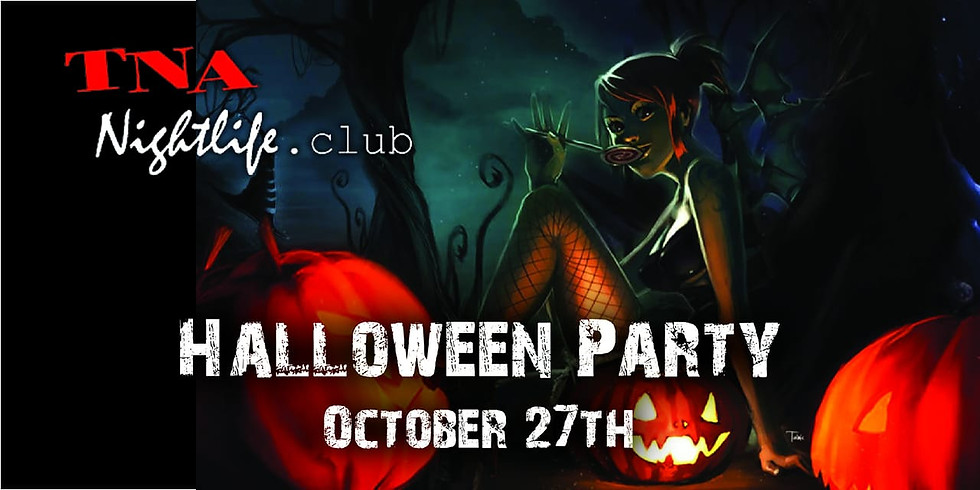 Annual Halloween Party < HOTEL SOLD OUT >