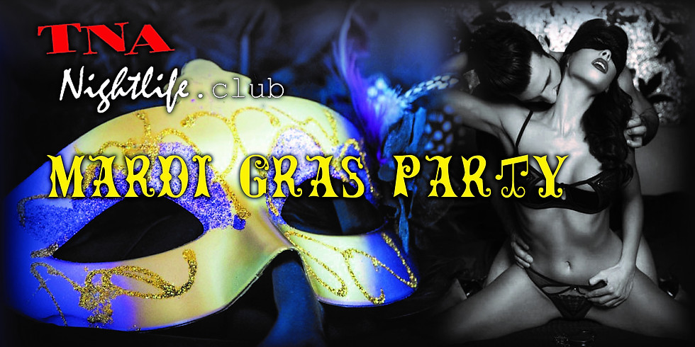 Boobs, Beads and Body Paint - TNA Mardi Gras