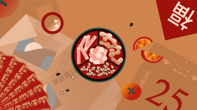 Lunar New Year - 初一