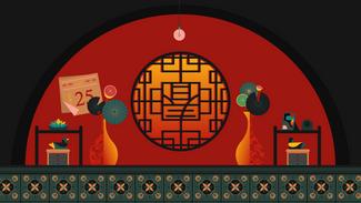 Lunar New Year - 除夕